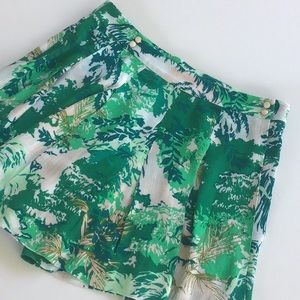 Anthropologie Elevenses Skort
